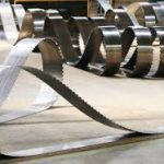bandsaw blades twisted