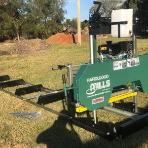 gt26 portable sawmill