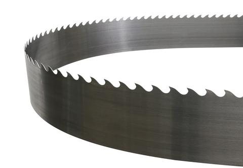 Prolonging bandsaw blade