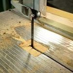 Stop Your Bandsaw Burning the Timber