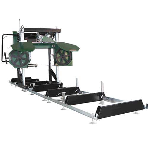 GT26 Sawmill with 18HP industrial Brigs