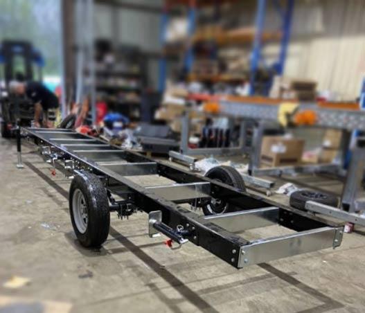 Portable Sawmill Trailer (GT34)