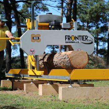 OS23 portable Sawmill