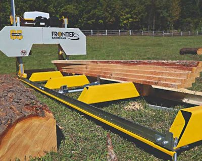 OS27 sawmill