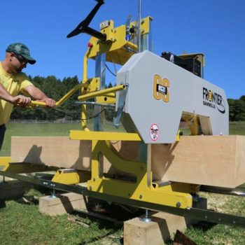 OS31 portable sawmill