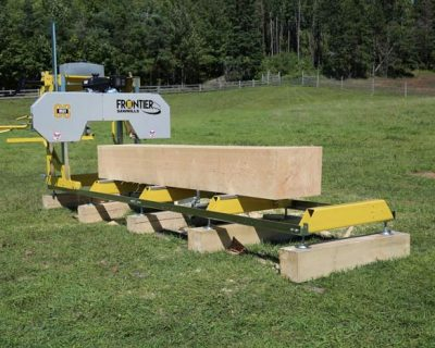 Frontier OS31 Sawmill (Electric Start)