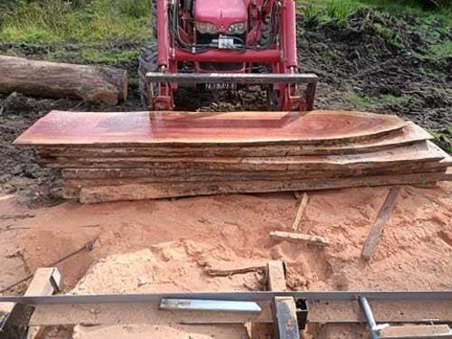 GT34 Deluxe sawmill