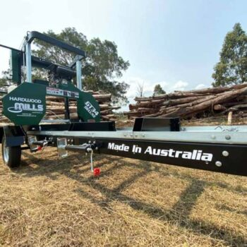 GT34 Portable Sawmills