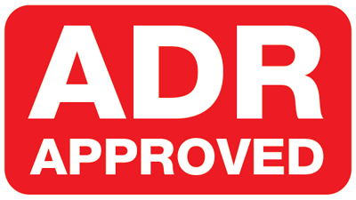 ADR approved trailer