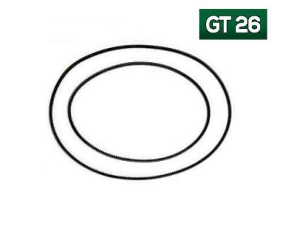 Drive Belt Set for GT26