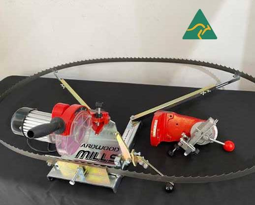 sawmill blade sharpener
