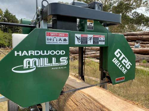 GT26 Deluxe Sawmill