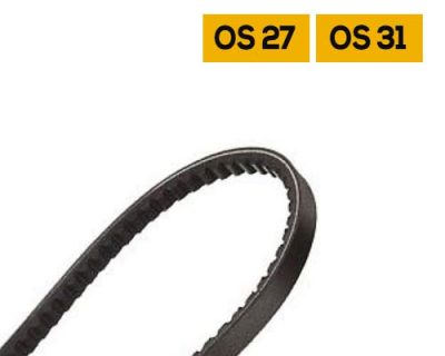 Small Drive Belt for OS27/31
