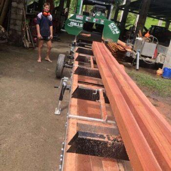 Using Hardwood Mill Gt34 Deluxe