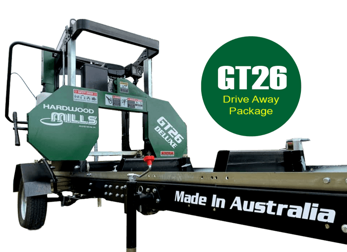 GT26 sawmill